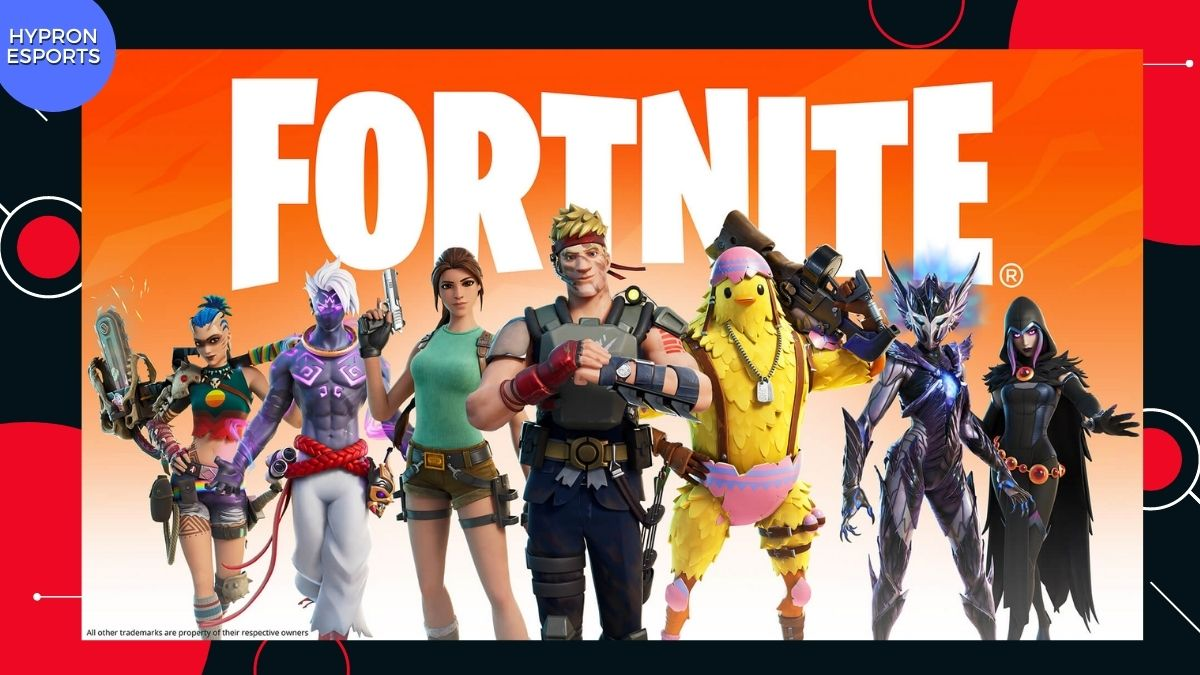 Fortnite Spread The Love Fortnite New Feature Wild Week Is Live Now Hypron Esports